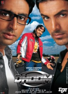 DhoomPoster