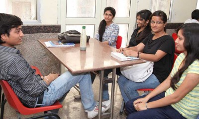 College canteen
