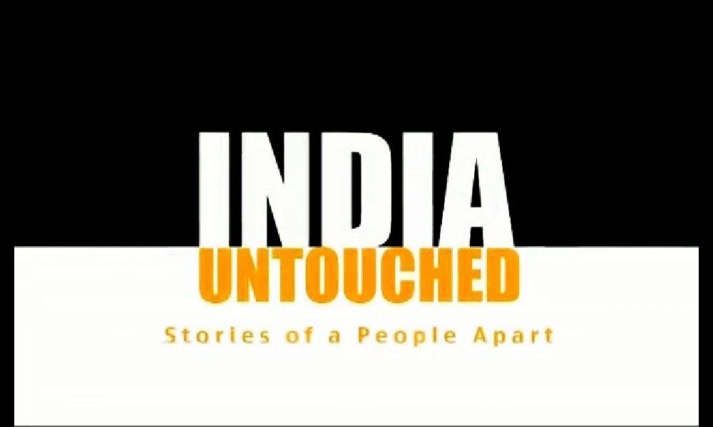 Indian documentary - India Untouched