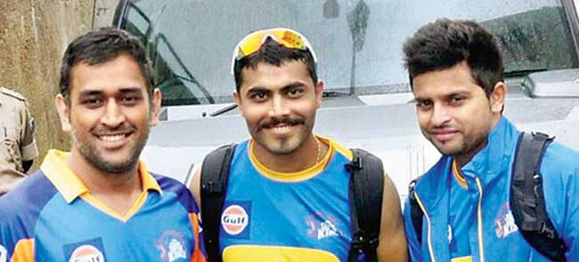 Team India middle order