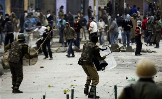 Army in kashmir