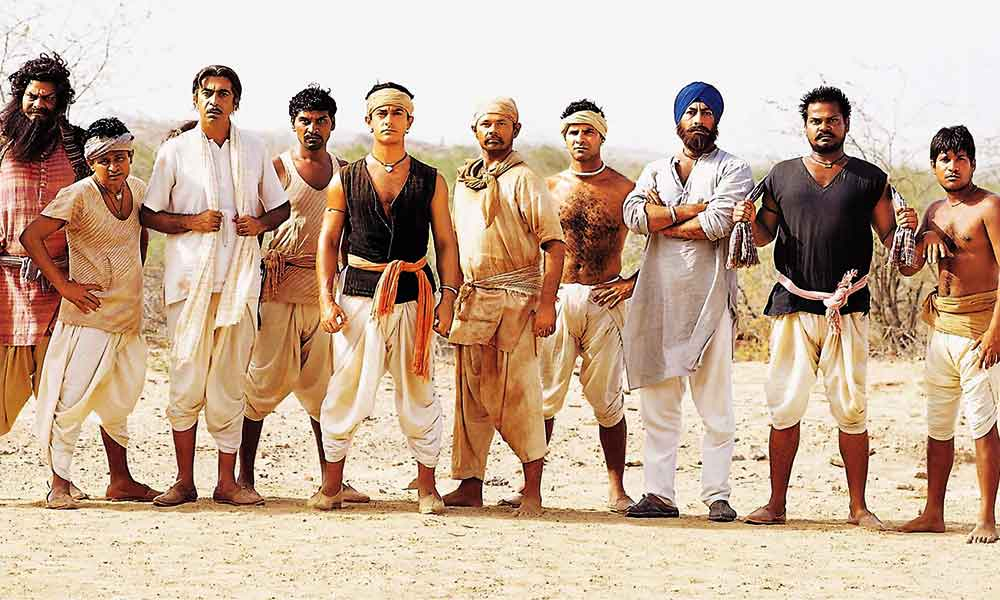 14 years of lagaan