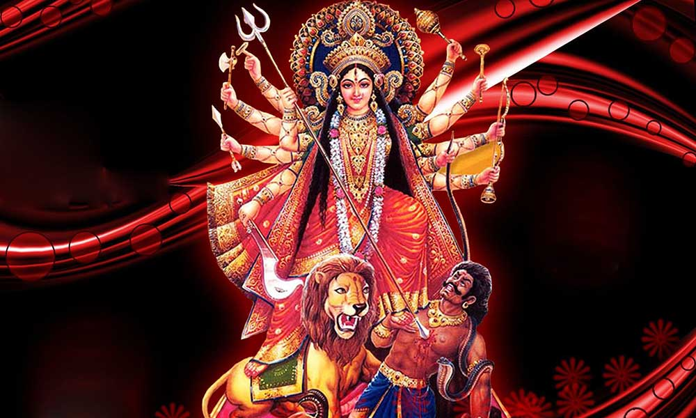 Maa-Durga-Wallpaper