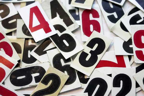 What does the number 5 mean in chinese numerology photo 2
