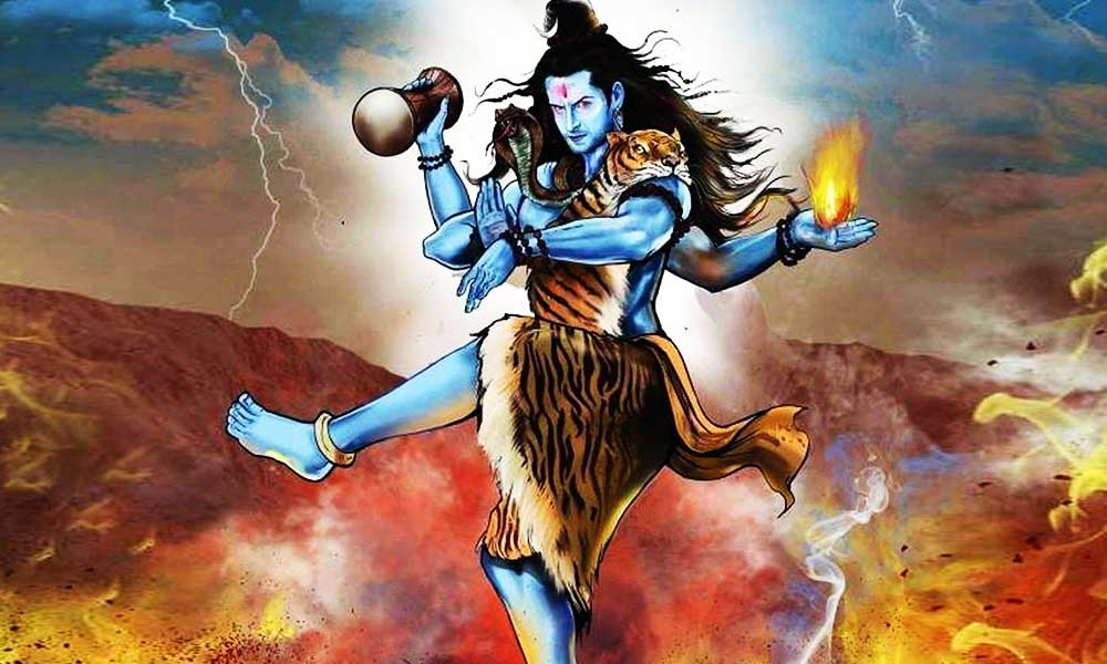 When Lord Shiva Killed Lord Vishnu Sons
