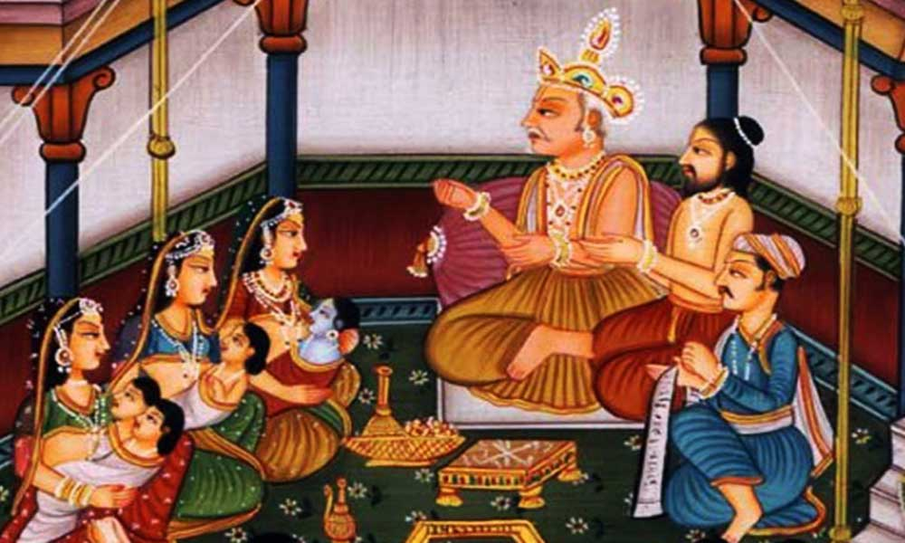 birth-of-rama-lakshmana-bharatha-and-sathrughna