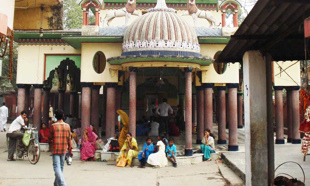Thaneshwar Temple