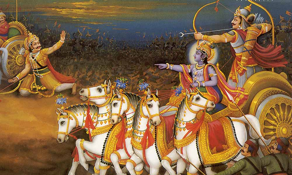 The Real Story Behind Mahabharat