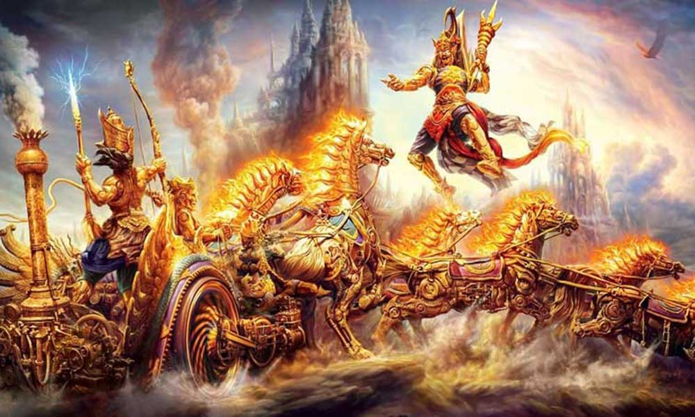 In Mahabharata Pandavas Were Immoral
