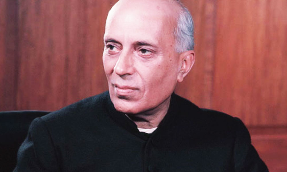 Jawaharlal Nehru Spoke On Defeat Of China War