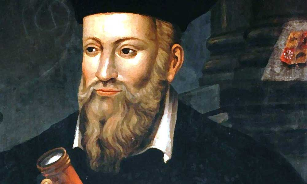 Nostradamus Predicts India Will Be Destroyed
