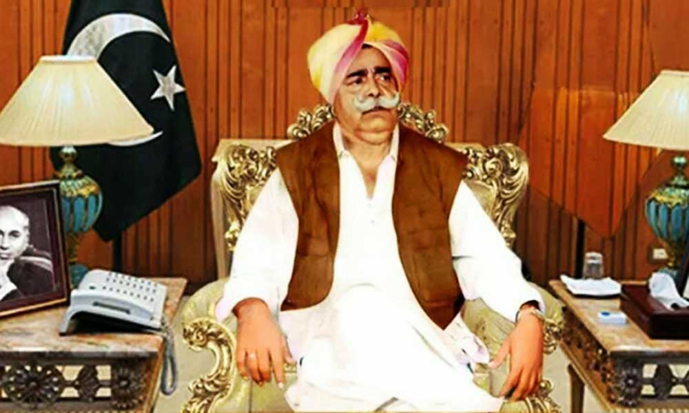 Rana Chandra Singh Famous Hindu Politician of Pakistan