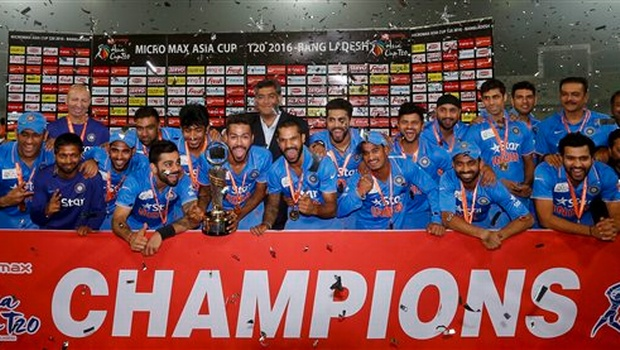 Asia Cup champion