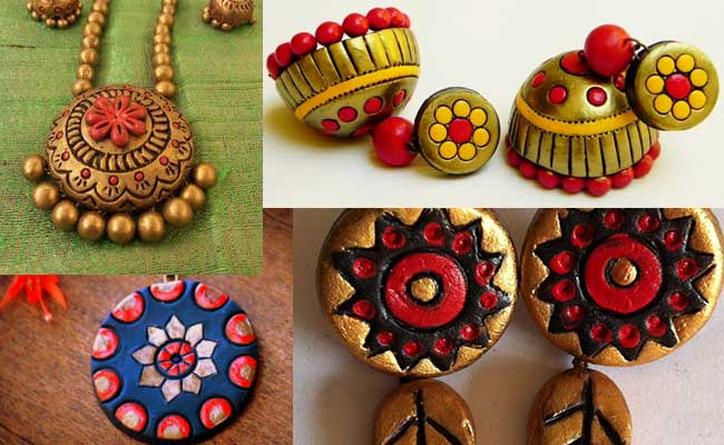 Bastar Tribal Wooden Jewellery