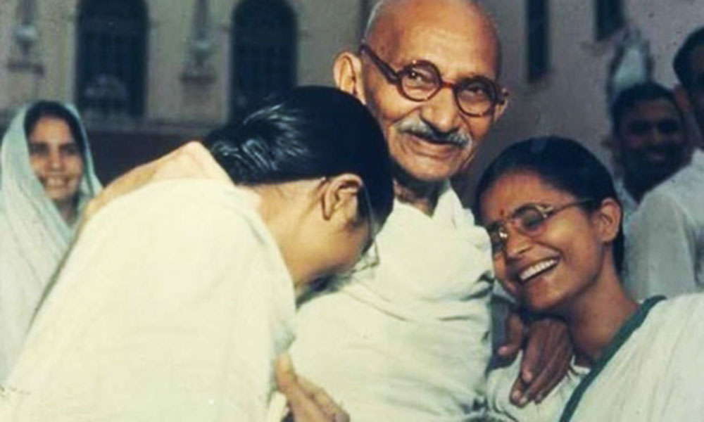 Mahatma Gandhi And Spiritual Marriage With Sarladevi