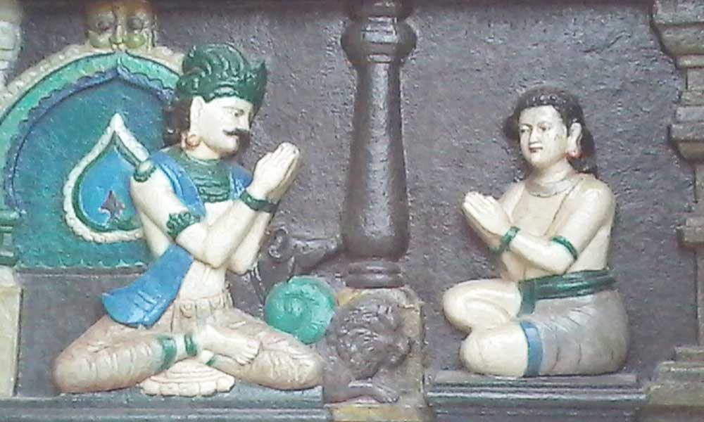 The Story Of Nachiketa And Yama