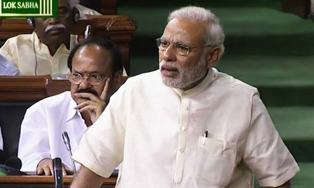 PM ModiTalks About Development Of India