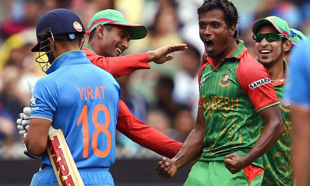 Asia Cup Bangladesh defeated India