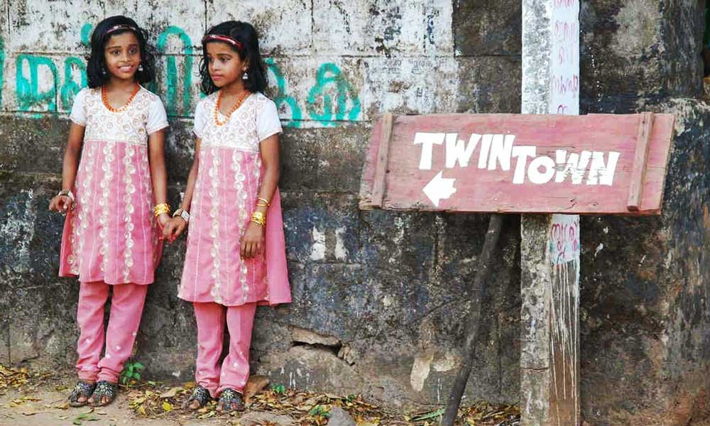 Twin Town Of India