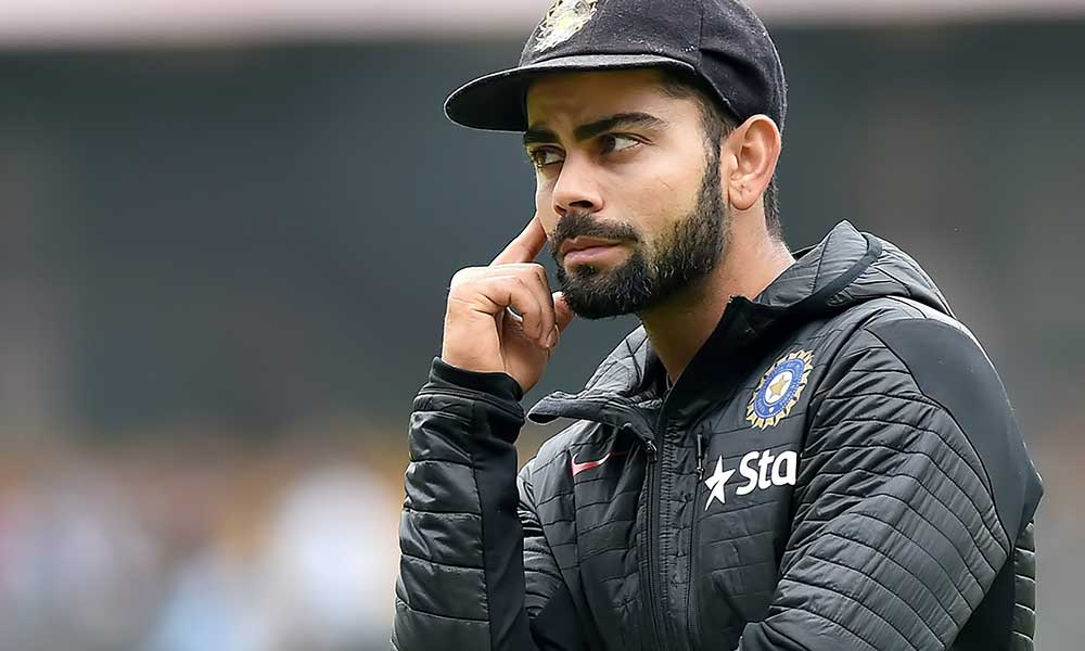 English Cricketer in love with Virat Kohli