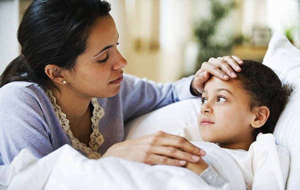 mother-with-sick-kid