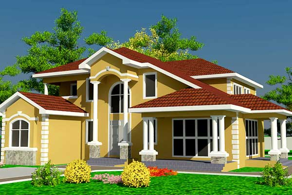 for Cost of painting inside 4 bedroom house