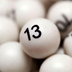 13 नंबर