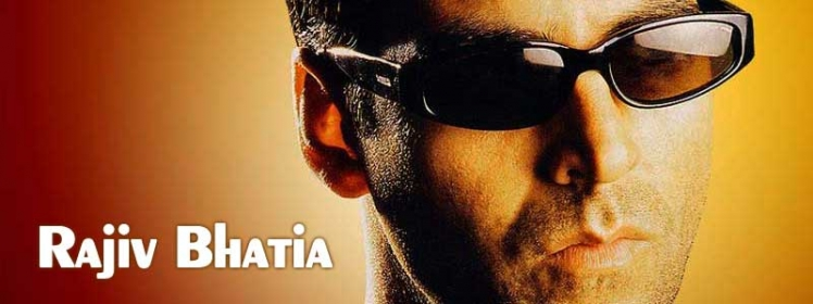 Real Name of Akshay Kumar is Rajiv Bhatia