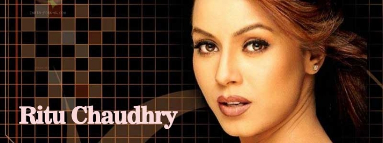 Real Name of Mahima Chaudhry is Ritu Chaudhry