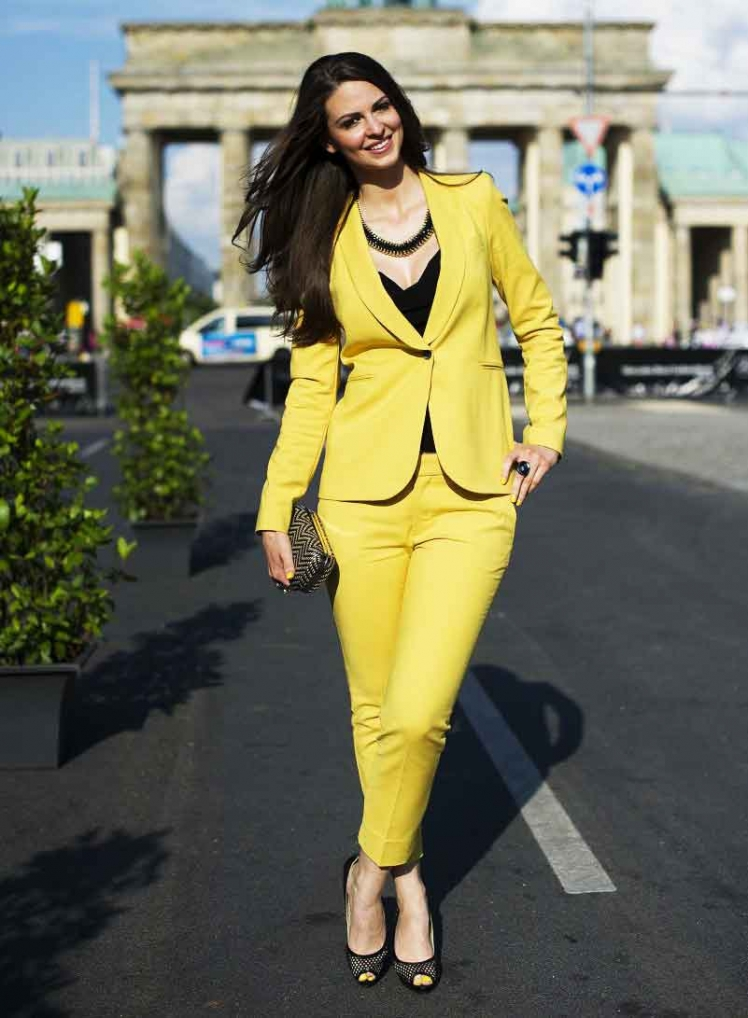 Streetstyle-pant-suits