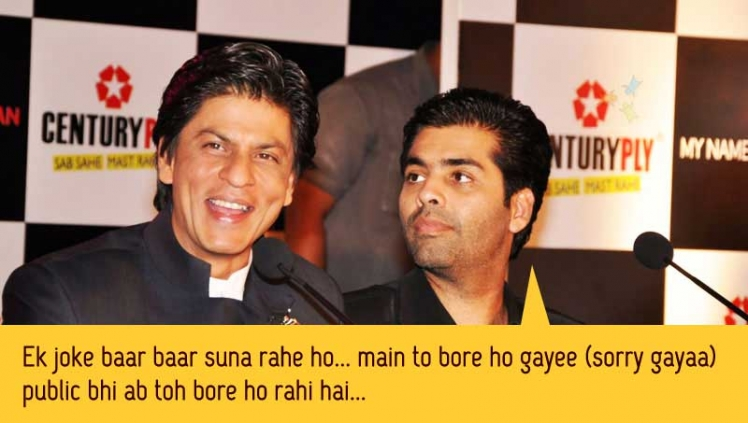 karan-johar-is-irritated-with-shahrukh-khan