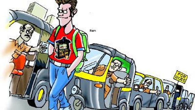 5 kinds of autowalas you end up meeting in Mumbai!