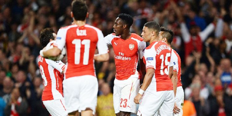 #AFCvAND: Gunners Out To Put A Decent Show For Birthday Boy, Arsene