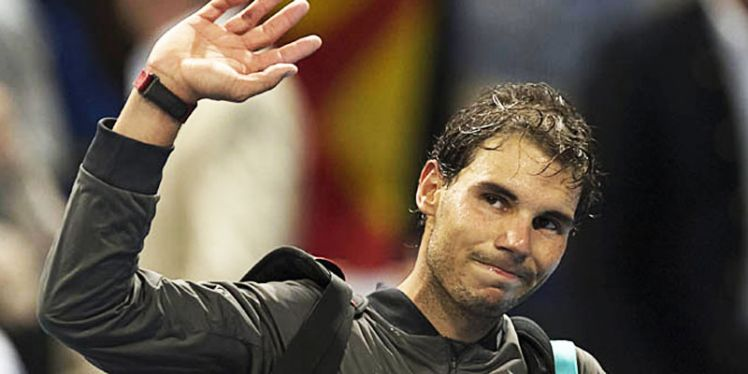 Rafael Nadal Will Always Remember 2014, For All The Bad Reasons