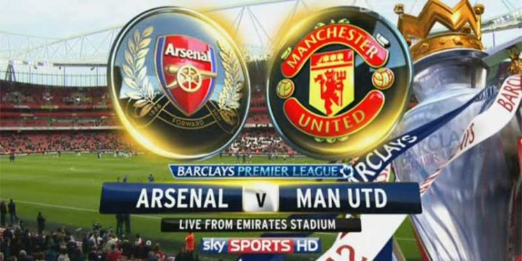 Arsenal vs. Manchester United: EPL Rivals Go Head-To-Head In A Feisty Fight