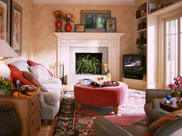 Interior Cosy Room Idea