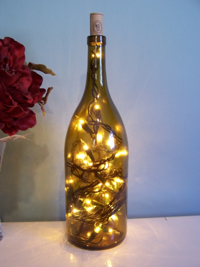 10 things to do with empty glass bottles