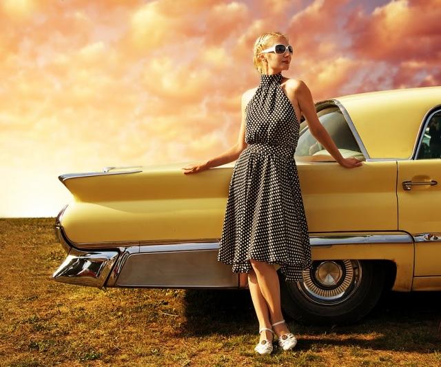 bigstock_Beautiful_lady_standing_near_r_22087880