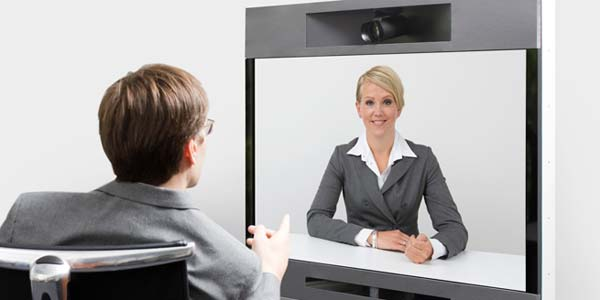 how to give interview on skype