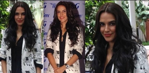 neha-dhupia-at-a-p-and-g-event