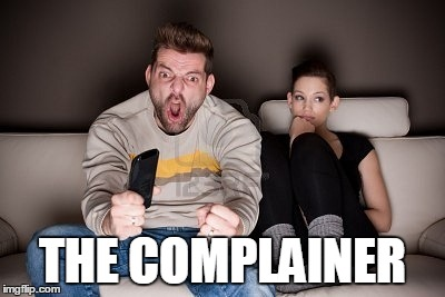 the-complainer