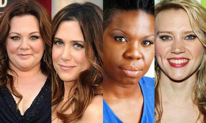 ghostbusters 3 all female cast