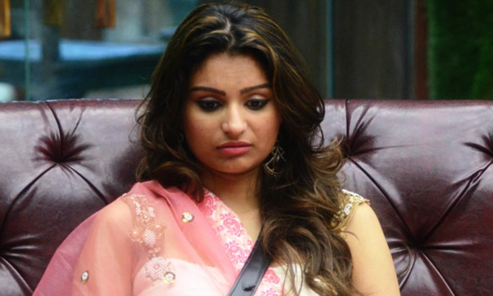 Dimpy Says diyu diyu in bigg boss 8