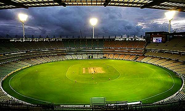 ICC world cup starts at Melbourne Cricket Ground