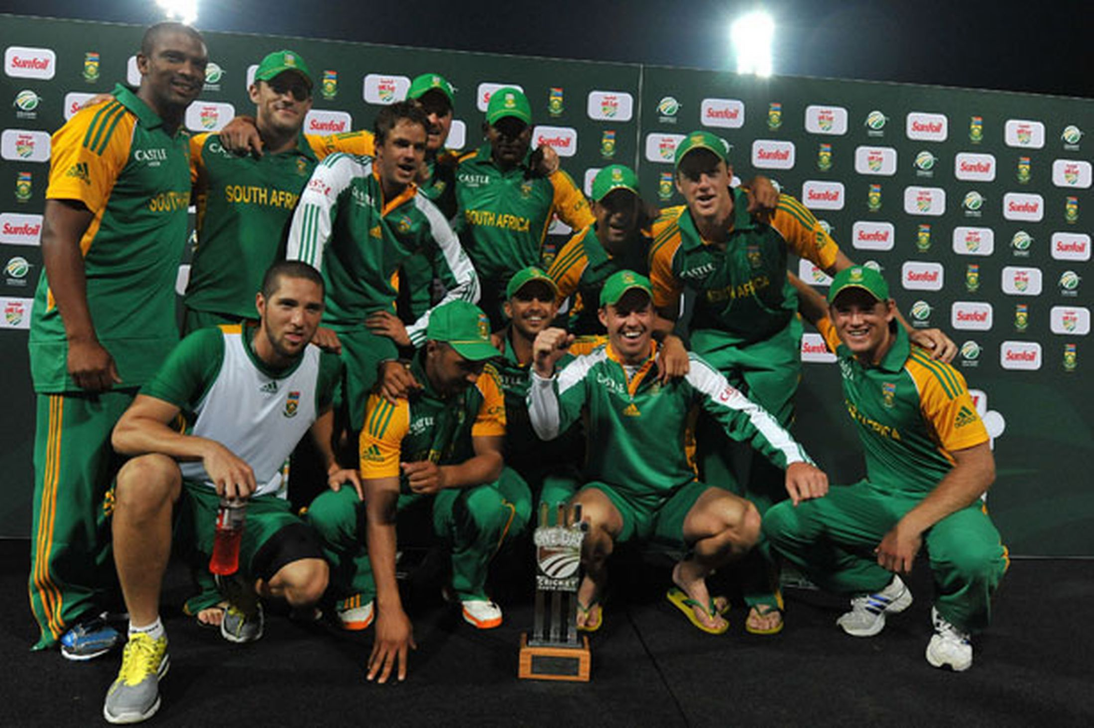 team south africa in the 2015 icc cricket world cup