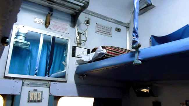 A/C train coaches in Mumbai's local