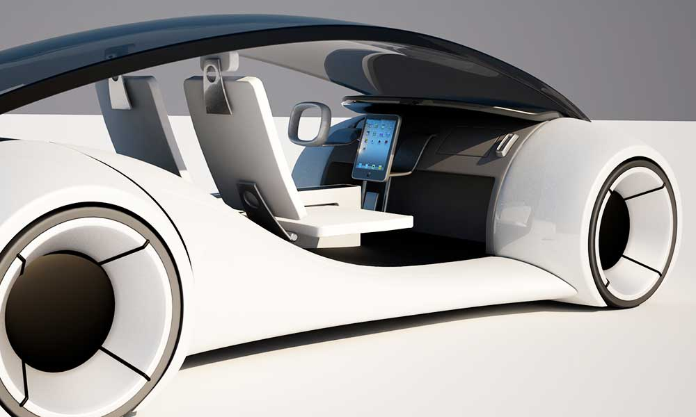 Apple iCar design