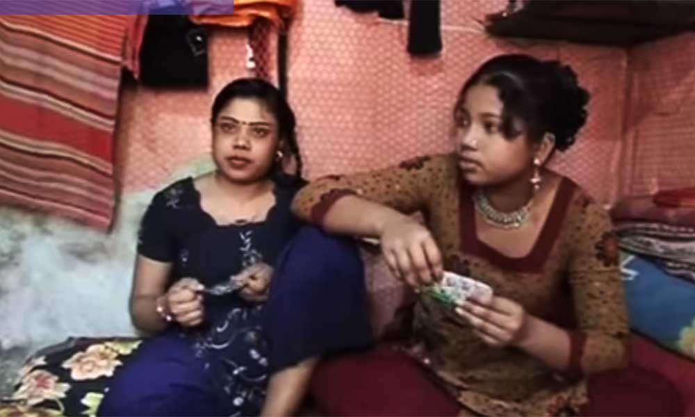 Bangladeshi sex workers