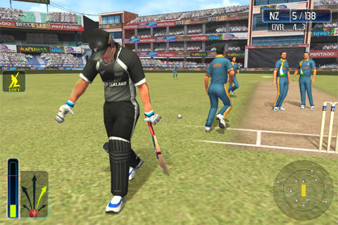 Your smartphone and iPad devices carry cricket games
