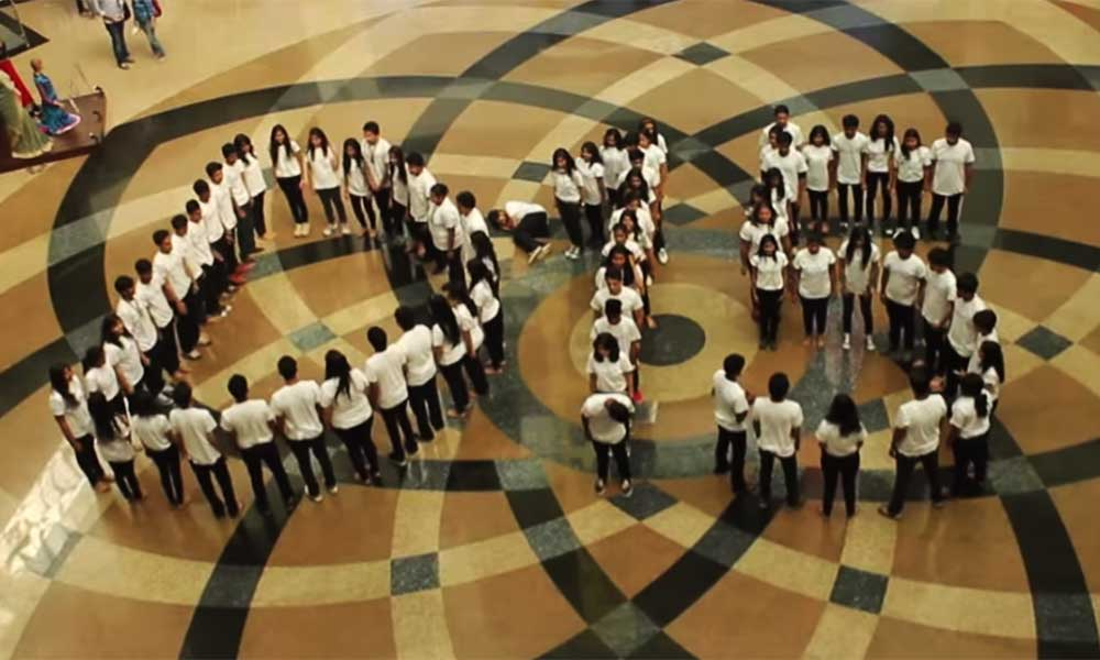 Flash Mob by Drishti and Josh Foundation